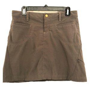 Athleta mini skirt size 4